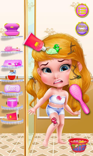 Princess Makeover: Girls Games  screenshots 1