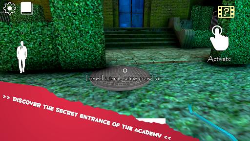 Undead Erich Sann ud83eudddf: Horror Games in The School. u0635u0648u0631 1