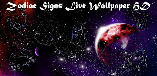 Zodiac Signs Live Wallpaper Hd Apps On Google Play