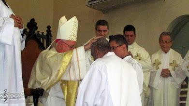 Photo: Ordenação Diaconal de  Daniel,   Reginaldo  &  Valdemir.