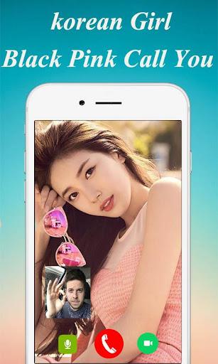korean girls fake  video call screenshot 3