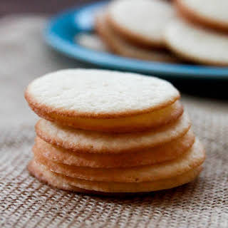 Butter Wafers.