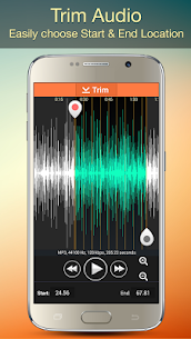 Audio MP3 Cutter Mix Converter and Ringtone Maker [free Purchase] 3