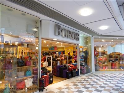 Boros On St Nicholas Way Luggage S In Town Centre Sutton Sm1 1ax