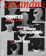 Photo: © Olivier Perrot Couverture Cassandre 34 http://www.horschamp.org