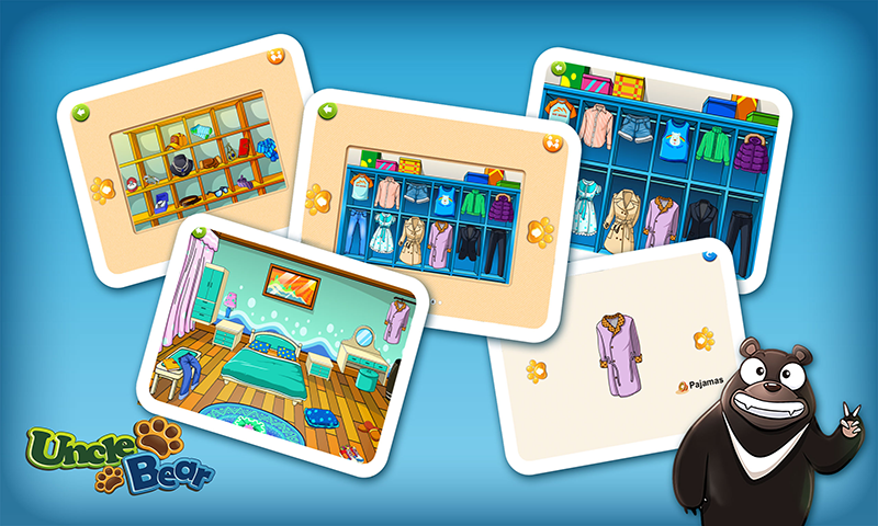 Kids Puzzle: Home- screenshot