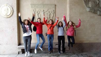 Photo: 2. den - Snad nějakou z těch Nobelovek dostaneme i my! (Radnice - Stadshus, Stockholm)