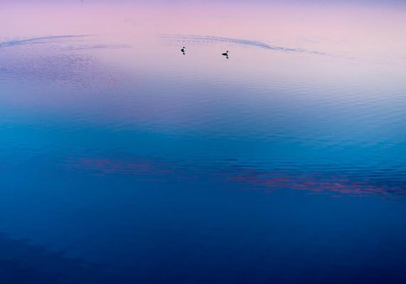 laghetto al tramonto di Gab68