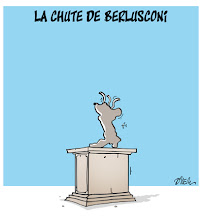 Photo: 2011_Chute de Berlusconi