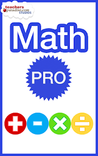 Math PRO - Math Game for Kids- screenshot thumbnail