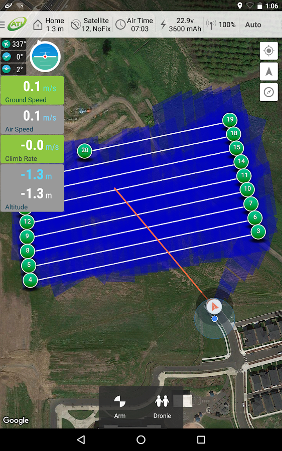 AgPlanner- screenshot