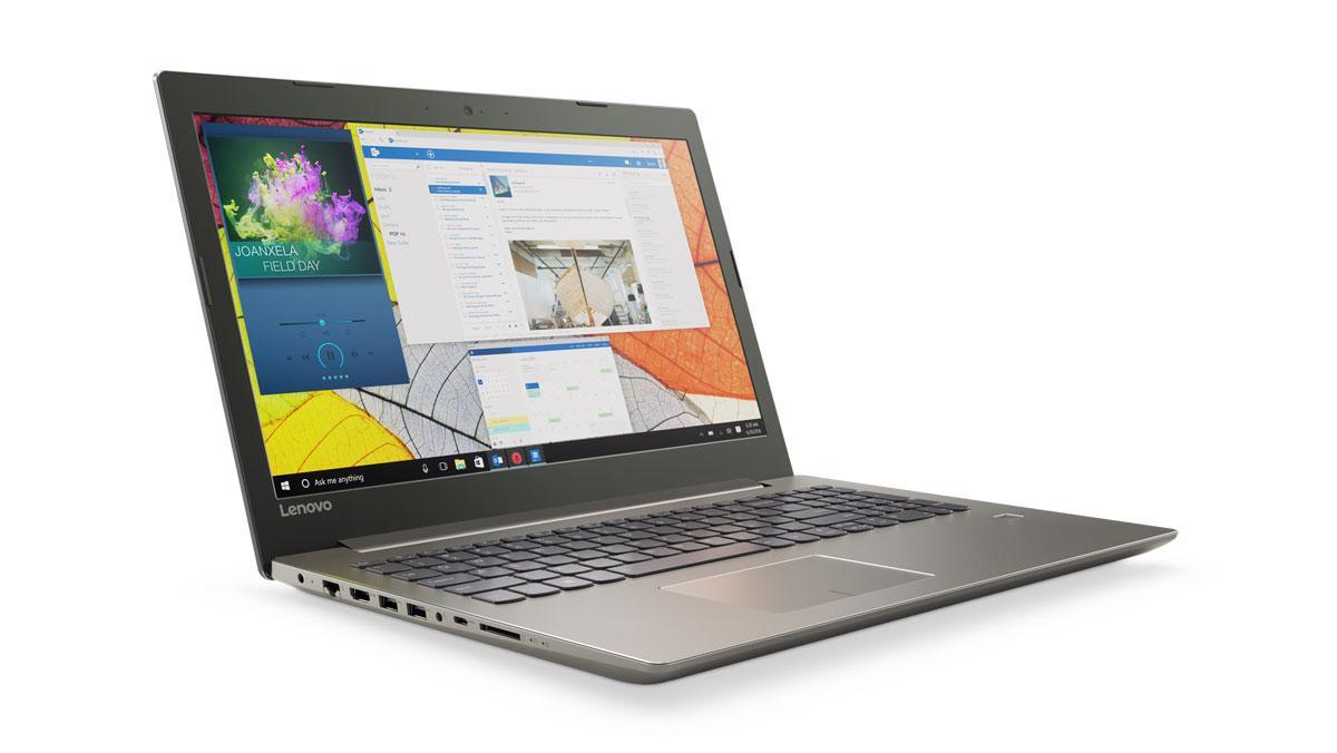Фото1  Ноутбук Lenovo IdeaPad 520-15 Iron Grey (81BF00JPRA)