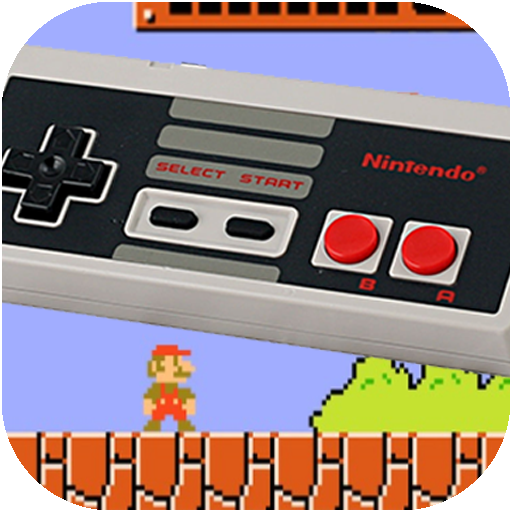 NES Emulator - Arcade Game (Full Classic Game)