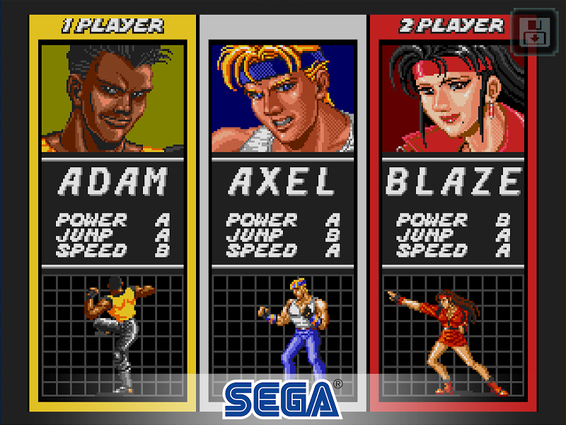 Streets of Rage Classic Screenshot 5