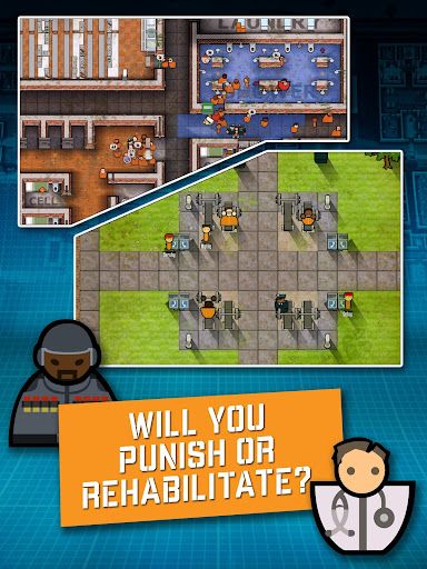 Prison Architect: Mobile  screenshots 4