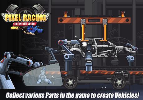 Pixel Racing 1.1.3 screenshots 5
