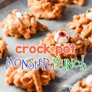 Crock Pot Monster Munch.