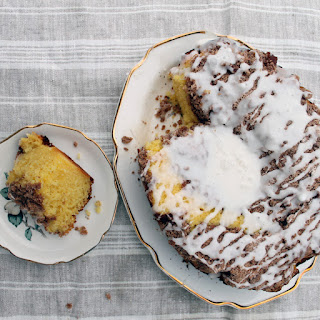 Slow Cooker Coffee Cake.