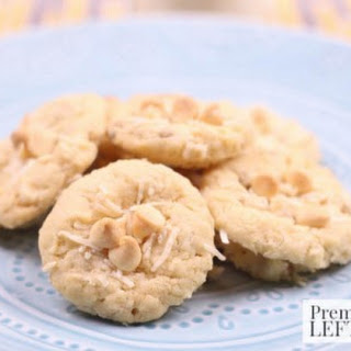 Coconut, Sunflower Seed & White Chocolate Chip Cookies
