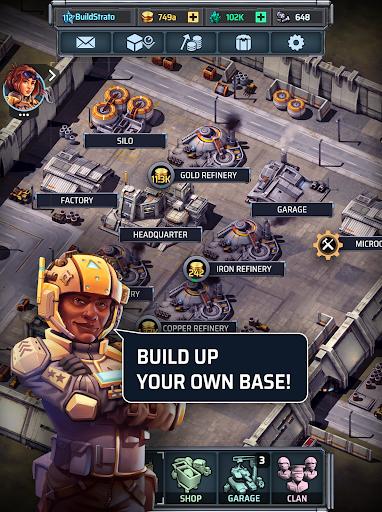 Idle War u2013 Tank Tycoon 0.4.3 screenshots 10