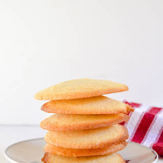 Grandma's Butter Cookies.