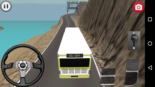 Bus simulator 3D Driving Roads 1.4 screenshots 4