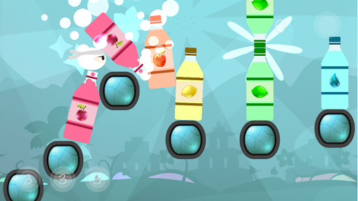 Bottle Fizz Fruit Girl  screenshots EasyGameCheats.pro 1