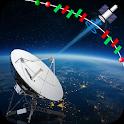 Satfinder Quick Align(tv Satellite Tracker) SatLoc icon