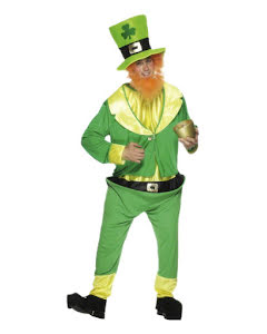 Dräkt, St patricks day
