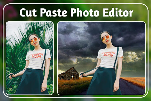 Cut Paste Photo Editor app (apk) free download for Android