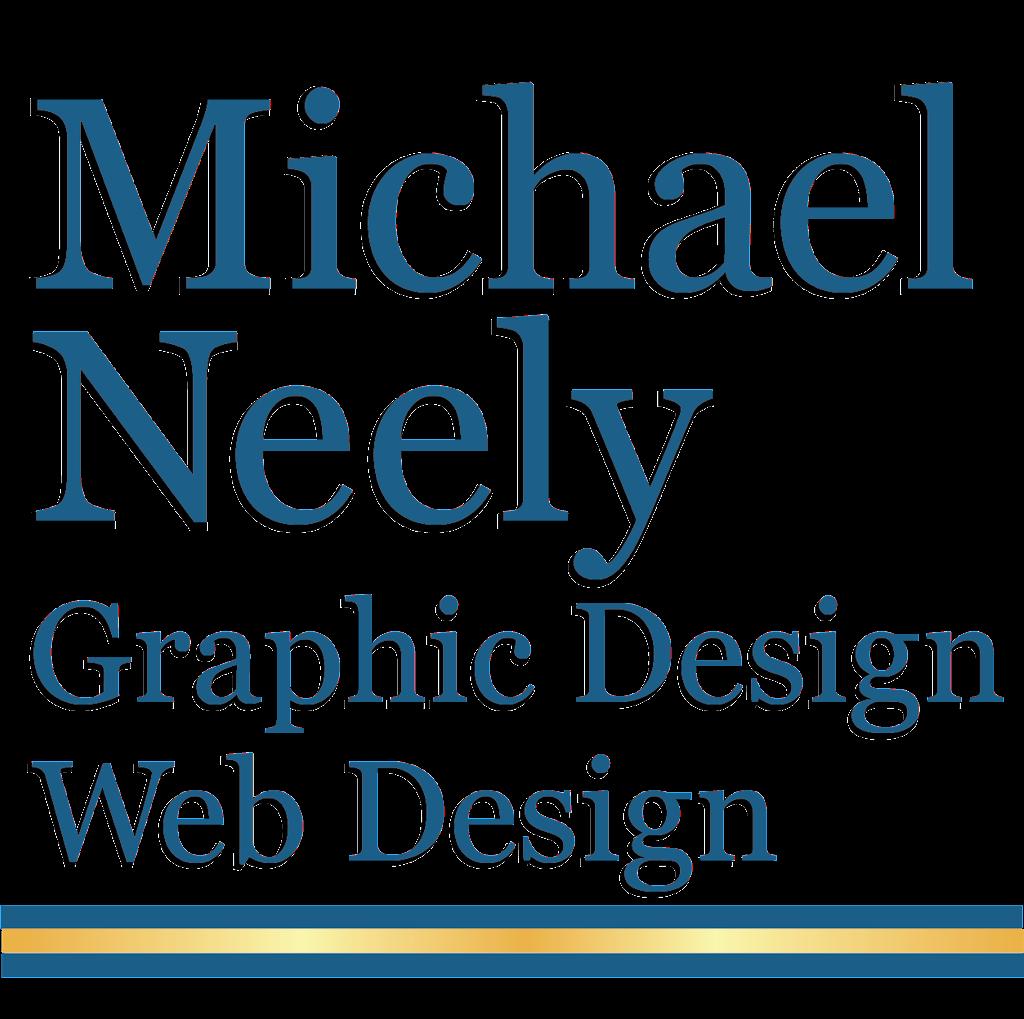 Michael Neely Graphic Design Web Design Logo
