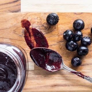 Blueberry BBQ Sauce.