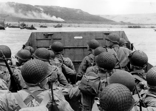 The courage of D-Day is needed even today
