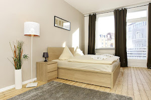 City Center West serviced apartments, Wilmersdorf