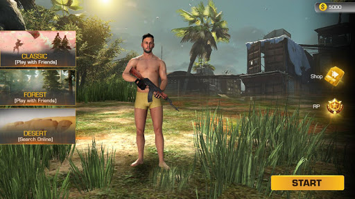 PVP Shooting Battle 2020 Online and Offline game. apklade screenshots 1