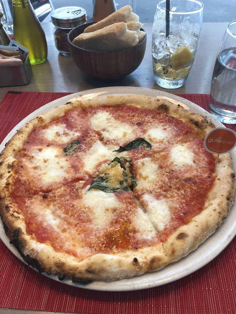 Gluten Free Pizza Places In New York City 2020