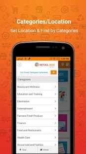 ERetailBox- Discovery,Offers,Vouchers,Billing(POS) - náhled