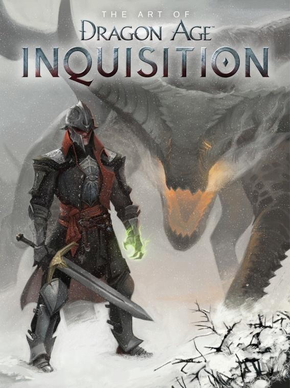Amazon.com: The Art of Dragon Age: Inquisition (9781616551865 ...