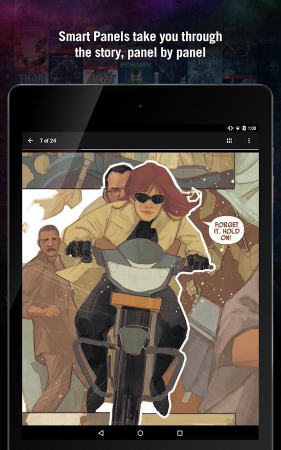 Marvel Unlimited- screenshot