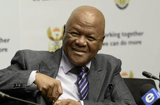 Minister of energy Jeff Radebe gave first sight of the state's energy plan on Friday in a presentation to Nedlac. He was urged to allow more time for consultation. Picture: FILE PHOTO
