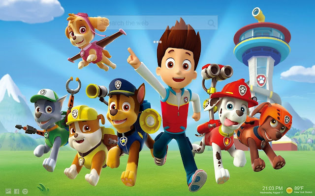 Rocky Paw Patrol Wallpapers Hd