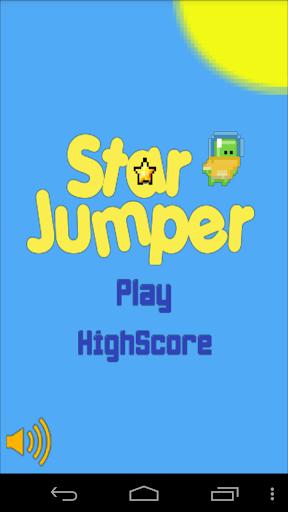 Alien Star Jumper