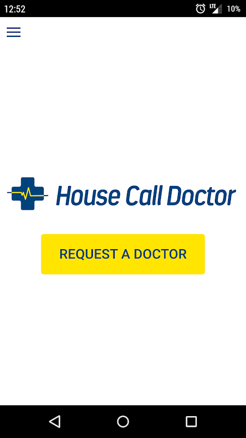 House Call Doctor- screenshot