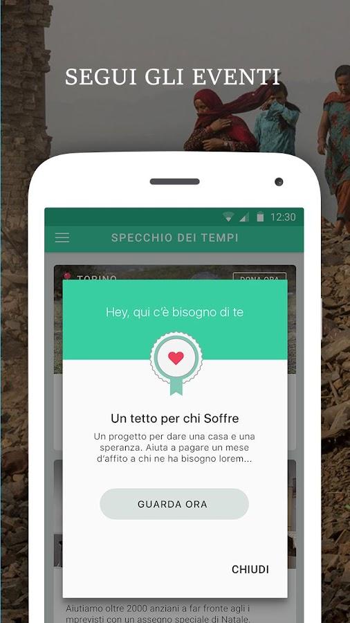 Specchio dei tempi la stampa android apps on google play - Specchio dei tempi ...