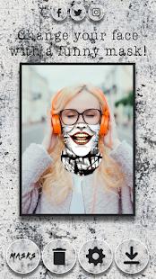 App Ghost Mask Photo Editor APK for Windows Phone