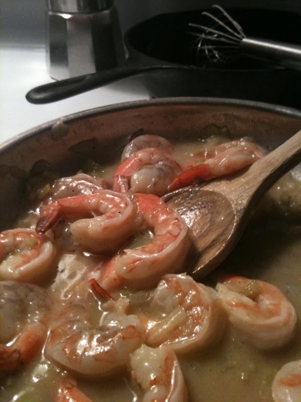 Stacey's Shrimp And Grits Recipe