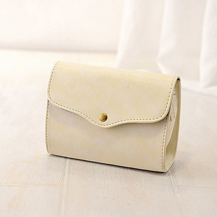 Candy Wonder Handbag/Casual Outfit/Shoulder Bag/Sling Bag-TL0024-CREAM by DOUBLE LH SUPPLY