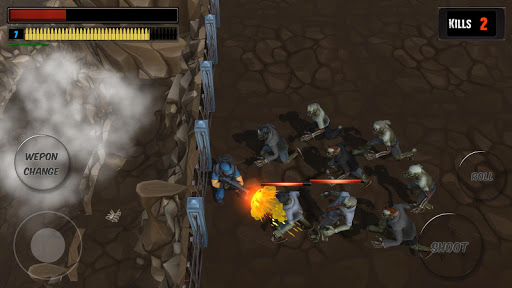 Code Triche ZomArena: Survive the Apocalypse  APK MOD (Astuce) screenshots 6