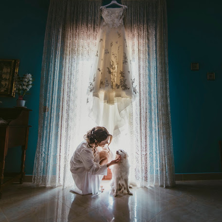 Wedding photographer Salvo Miano (miano). Photo of 10.06.2017