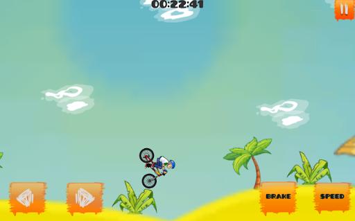 Crazy Bicycle Stunts Game apkmind screenshots 6